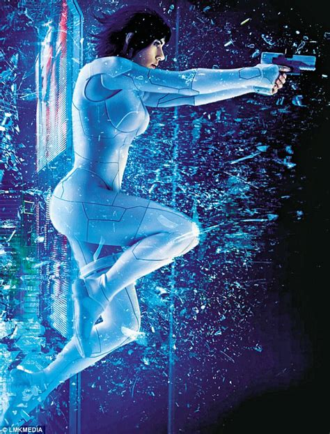 skarrlette s hammer blue is better ghost in the shell a big budget remake of the cult film