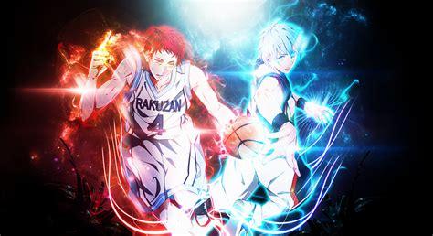 Akashi Seijuro Basketball Iphone All Hp Wallpaper Kuroko No Basuke Akashi And Kuroko By