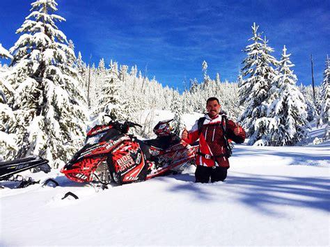 Snowmobile Giveaway - ski doo xm wrap kits autos post