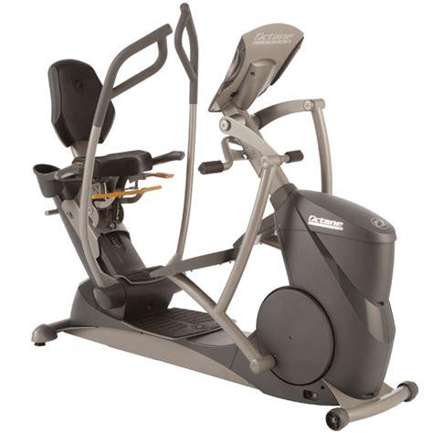 recumbent elliptical trainer calories burned octane xr6000 elliptical review 2016 ellipticalreviews
