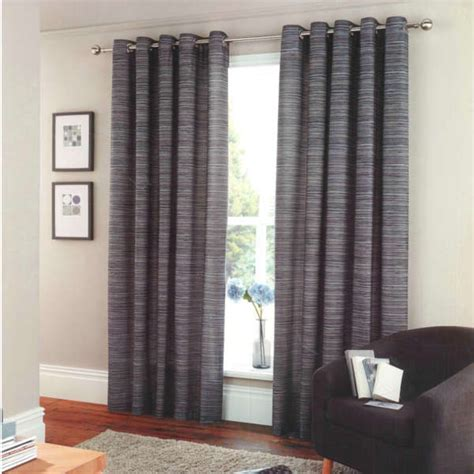 charcoal and white curtains holcombe charcoal ready made eyelet curtains harry corry