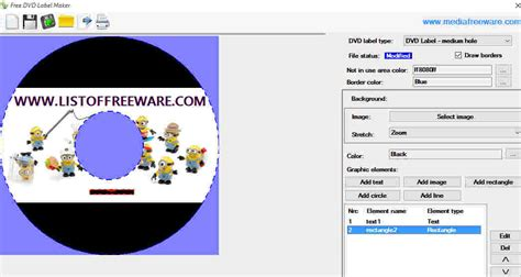 best label maker software 9 free best cd label maker software for windows