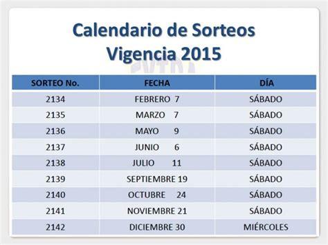 sorteo educativo 23 de mayo 2015 resultados para sorteo calendario de sorteos loteria nacional de 2015