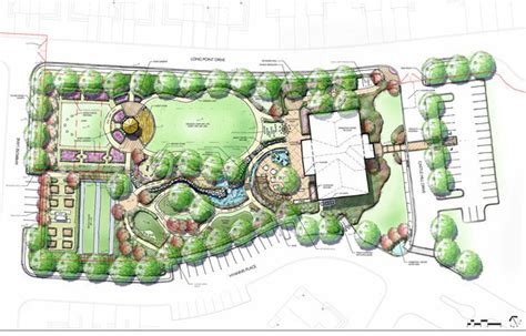 sle site plan celebrate virginia model home park sales center on behance