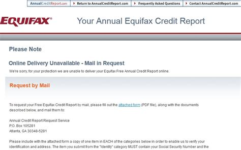 equifax official site
