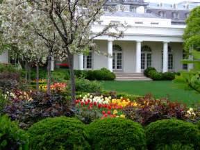 white house announces 2011 garden tours president