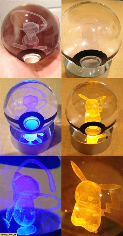 glass pokemon poke balls starecatcom