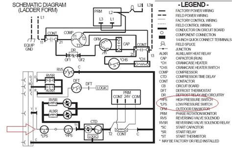 refrigeration pressure switches hvac ac and heat pumps