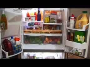 Door In Door French Door Refrigerator - french door refrigerators from whirlpool appliances youtube