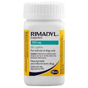 rimadyl 75 mg for dogs rimadyl carprofen for dogs 100 mg 60 caplets vetdepot