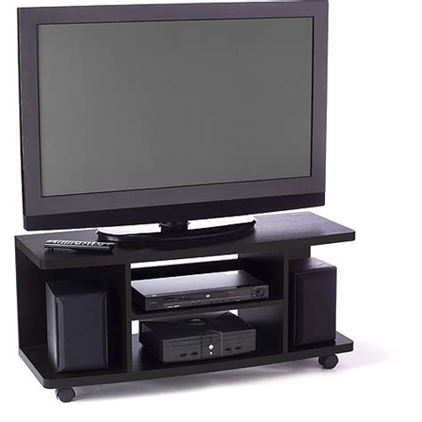 Tv Table Stand Walmart by Convenience Concepts Northfield Grand Tv Stand For Tvs Up