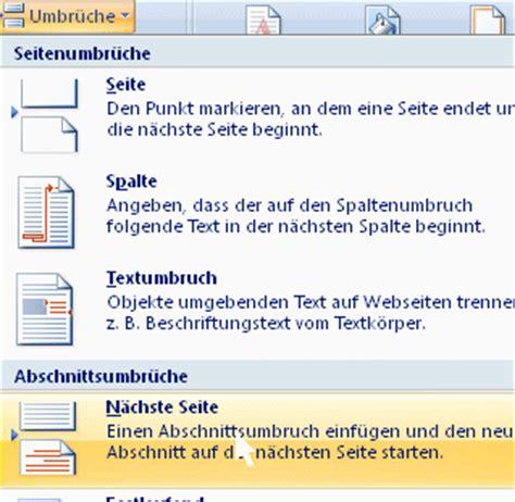 word layout umbruch so geht s eine seite des dokuments in querformat word 2010