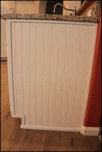 beadboard for side of cabinets for the home