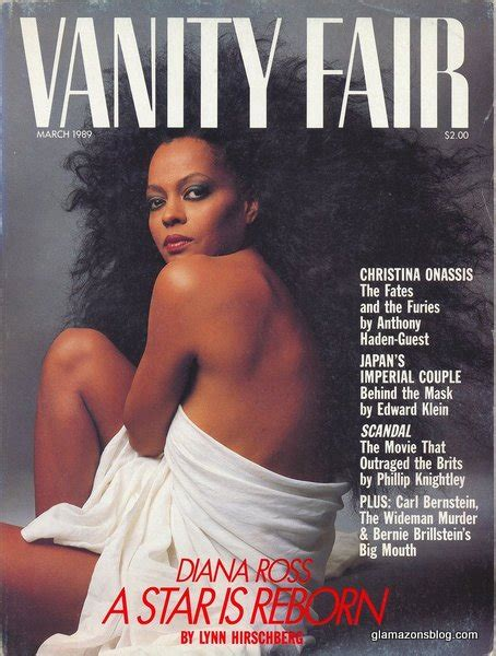 Diana Vanity Fair by I Need This To Live Rowland S Glorious Curly Afro Plus See New Do Glamazons
