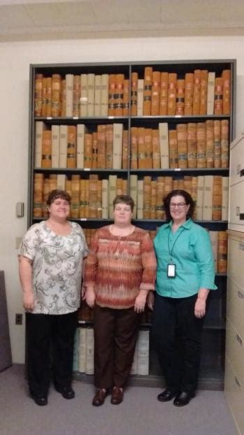 Probate Court Records Probate Court Modern Technology Preserves Documents Boothbay Register