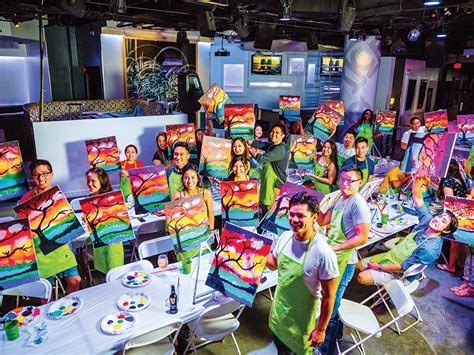 paint nite honolulu field notes tap into your inner picasso at these paint