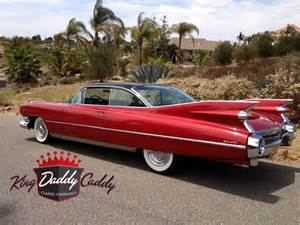 Pictures Of 59 Cadillacs 59 Cadillac Coupe Cadillac S