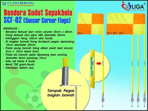 Istanatoys Id Tiang Basket Dus bendera sudut sepakbola scf 02 soccer corner flags cv