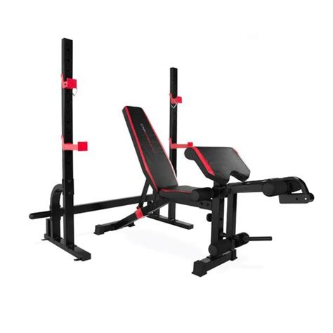 cap strength weight bench cap strength olympic bench with preacher pad and leg