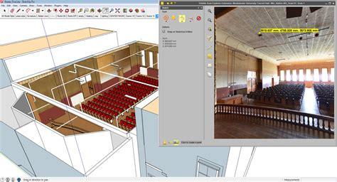 Create Floor Plan Google Sketchup trimble scan explorer extension sketchup extension warehouse