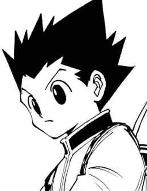 gon freeks hunter x hunter wiki fandom powered by wikia image gon manga png wiki hunter x hunter fandom