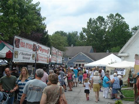 Fratangelo Gardens by Sweet Corn And Jersey Tomato Festival Hits Olde Lafayette