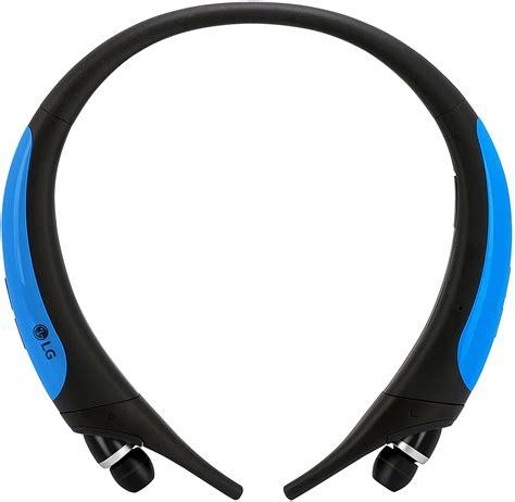 Earphone Lg Tone Original lg tone active blue wireless bluetooth stereo earphone