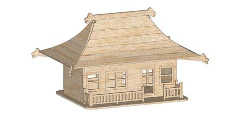 Japanese House   Houses   MakeCNC.com