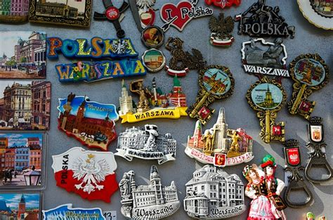 Souvenir Tempelan Magnet Kulkas Poland Polandia free photo poland warsaw tourism miniature free