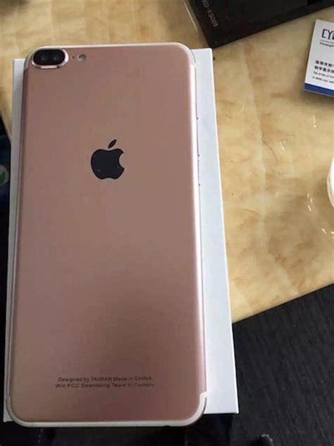 Original Iphone 7 Plus 128gb Gold Jepang Korea Speck Garansi attention aux faux iphone 7 chinois