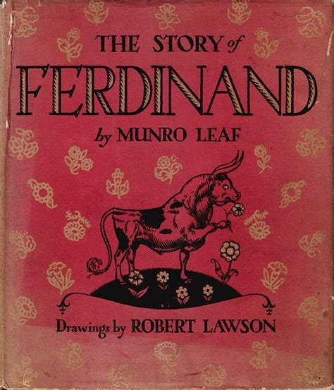 top 100 picture books top 100 picture books 17 the story of ferdinand by munro