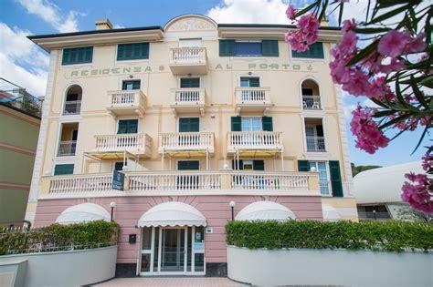 residence al porto residence famiglie liguria appartamenti spotorno