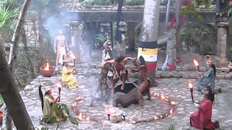 maya ritual dance youtube