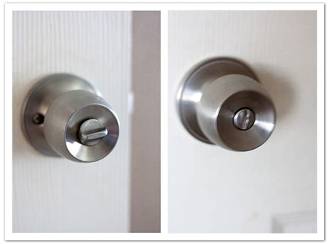 How To Unlock A Locked Door Knob Without A Key by The Burress Home Houdini