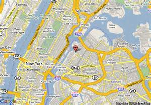 Map Of New York City And Long Island by Map Of Super 8 Motel Long Island City New York Astoria