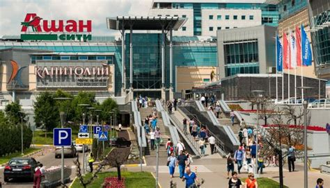 Kapitoliy mall in Moscow | My Guide Moscow