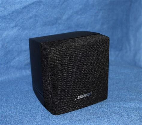 Speaker Bose 18 Inch bose single cube speaker lifestyle acoustimass 6 8 9 10 15