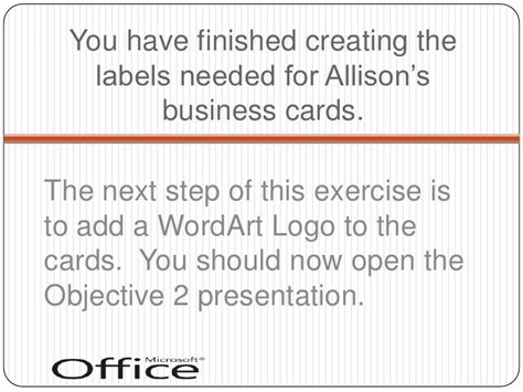 how to make business cards in word 2007 how to make your own business cards in word 2007 gallery