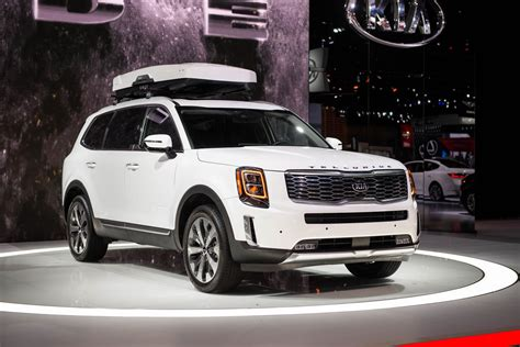 Kia New Suv 2020 by 2020 Kia Telluride Debuts Finally In The Big Crossover