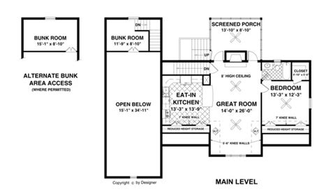 carriage rv floor plans the balmer carriage house 1905 1 bedroom and 2 baths