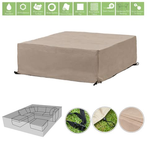 Heavy Duty Patio Furniture Covers Gardenista Garden Patio Furniture Covers Waterproof Heavy Duty Outdoor Protector Ebay