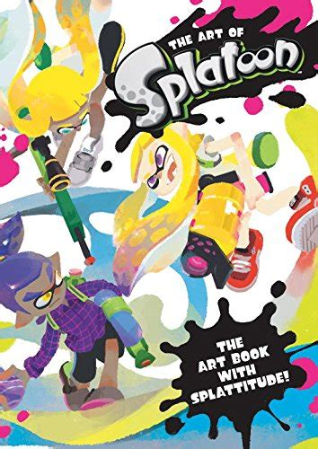 amazon opens preorders for the art of splatoon and reveals north american release date game