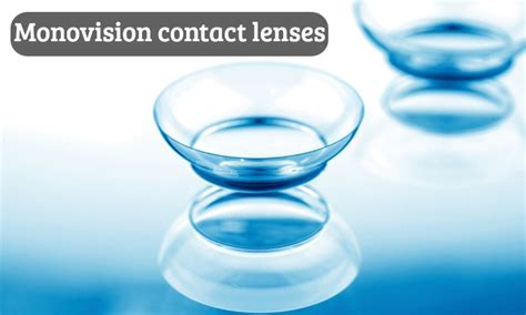 learn more about monovision with contact lenses