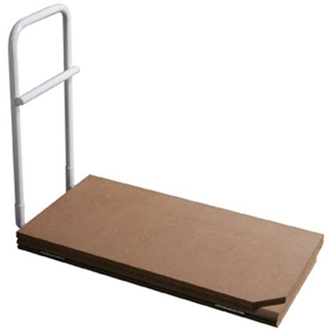 bed assist rail drive medical home bed assist rail and bed board combo at