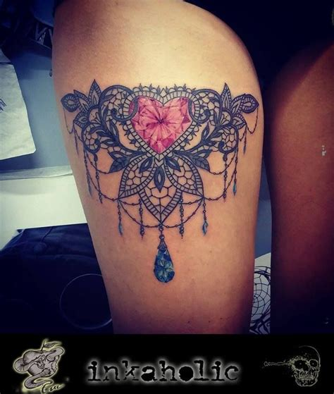 lace heart tattoos google search tattoos pinterest