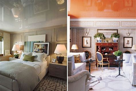 high gloss ceiling 15 tips on how to make your ceiling look higher ceilings
