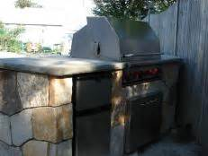 how to install a grill unit with thin stone veneer and a how to install a grill unit with thin stone veneer and a