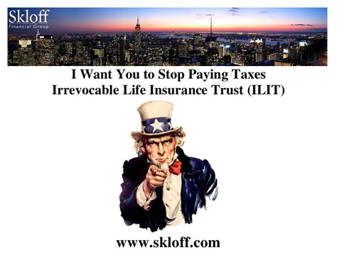 Mba Insurance Trust by Stop Paying Taxes Irrevocable Insurance Trust Ilit