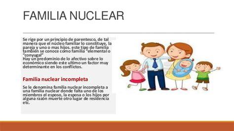imagenes de la familia nuclear simple familia nuclear