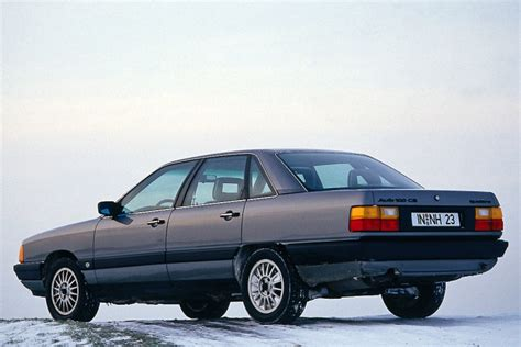 Audi 100 Avant Quattro Typ 44 by Bilder Audi 100 Quattro Typ 44 Bilder Autobild De